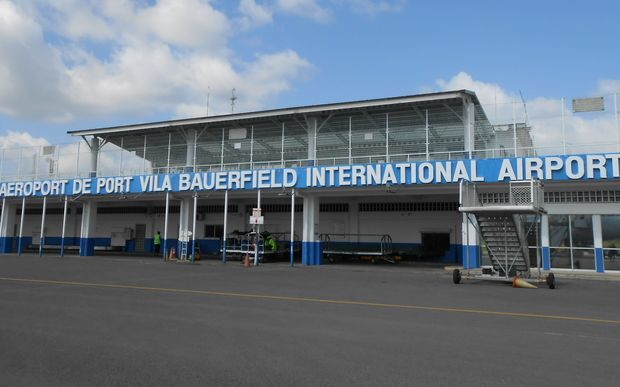 Contract signed for Vanuatu airport upgrade