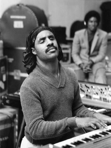 Happy birthday to Stevie Wonder. Photo by Moneta Sleet, 1980.  via