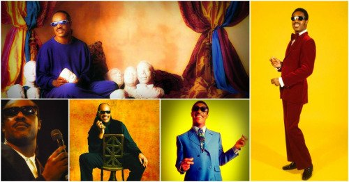 Happy Birthday to Stevie Wonder (born May 13, 1950)