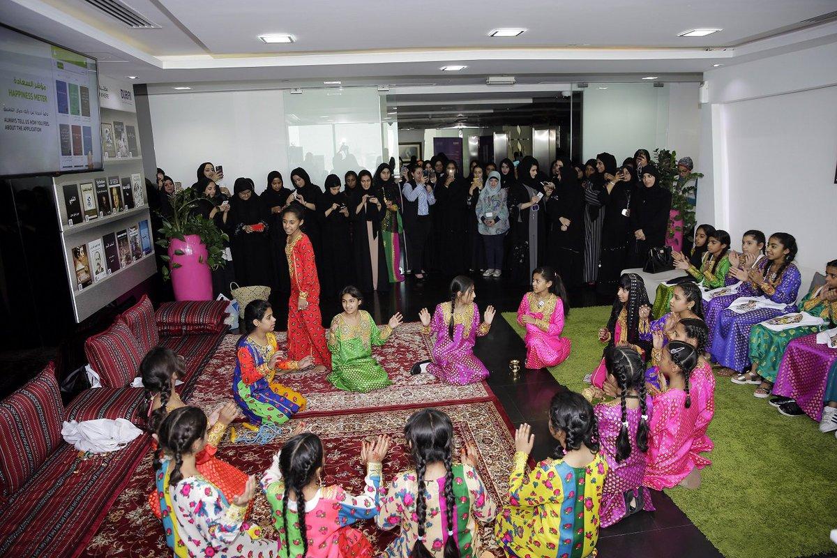 "RT @Brand_Dubai: من احتفالات (دبي للثقافة) بمناسبة ""حق الليلة"" بمشاركة جهات حكومية #تراث https://t.co/1627KhQ7gp"