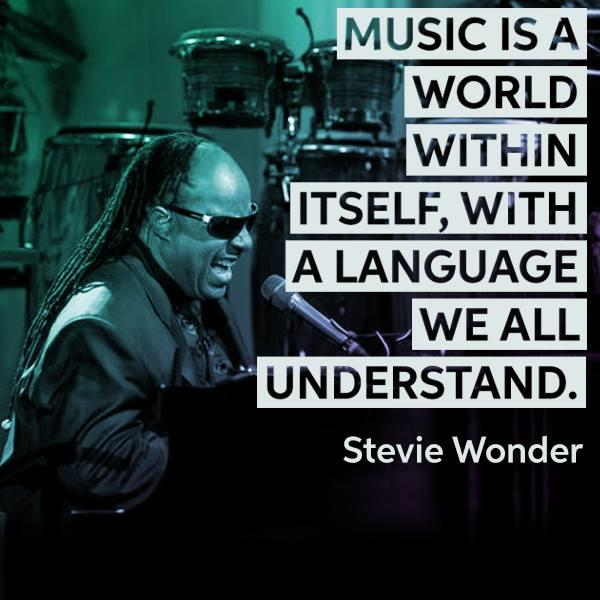 Happy 67th birthday to the one and only, Stevie Wonder!