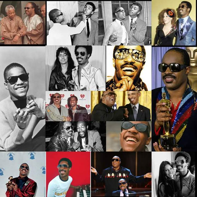 Happy 67th Birthday to the iconic musical genius, Grammy Award winner, Stevie Wonder
