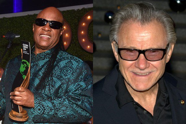 May 13: Happy Birthday Stevie Wonder and Harvey Keitel