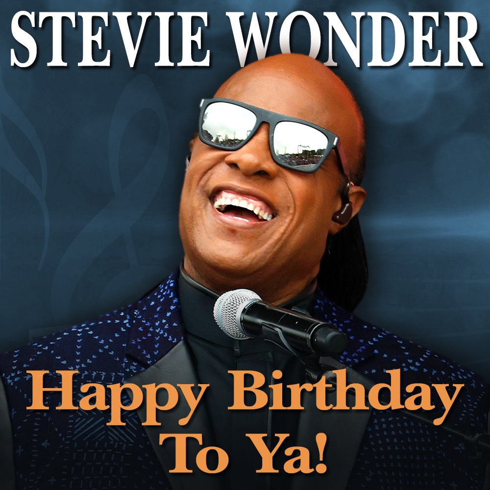 Image result for happy bday stevie wonder