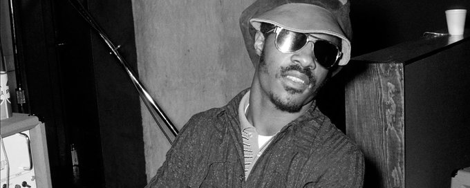 Happy Birthday     1950 Stevie Wonder is born Stevland Morris in Saginaw, Michigan.