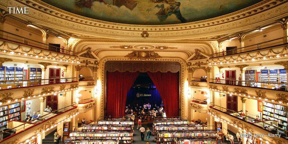 15 coolest bookstores from around the world https://t.co/e5WSednRtV https://t.co/1BRDtbgkz0