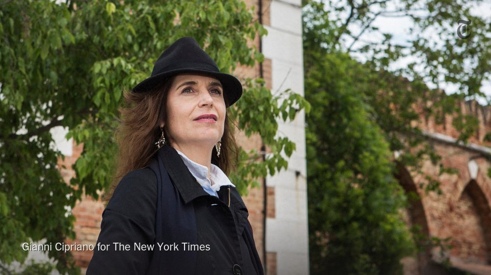 In a political world, the woman running this year's Venice Biennale brings a fresh approach https://t.co/oEQ6AfGgt7 https://t.co/jSoohiBdEm