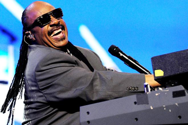 Happy 67th Birthday, Stevie Wonder.