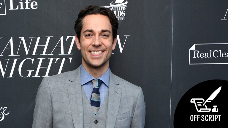 .@ZacharyLevi tapped to host Syfy's