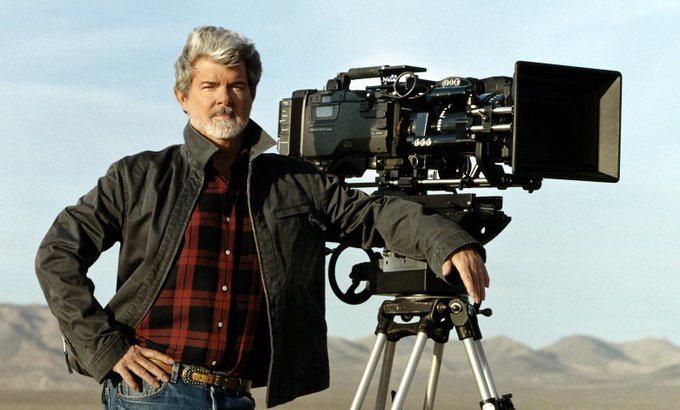 Happy 73rd Birthday to the maker George Lucas