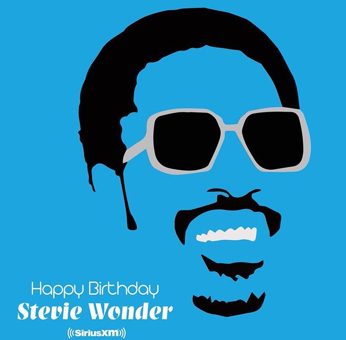 Happy BIrthday to the one and only Stevie Wonder! what\s your favourite track?