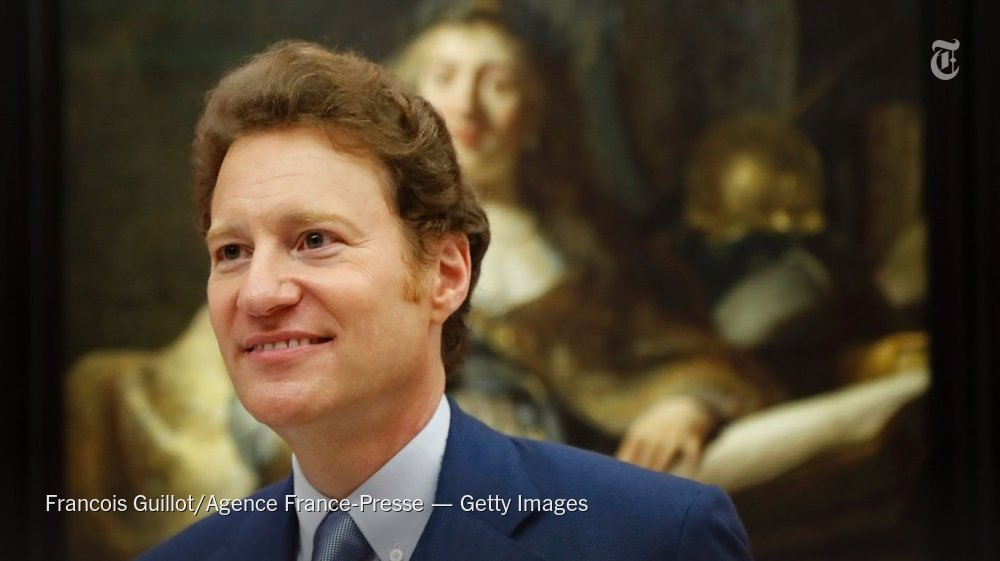 How does a billionaire create an art collection? Very carefully. https://t.co/VHS82DfZDz https://t.co/wpZOfRJkAN