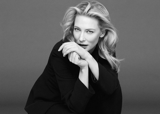 . Happy birthday Cate Blanchett!