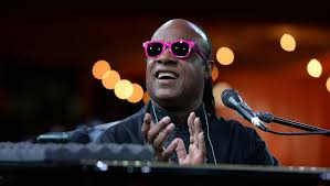 """Love\s in Need of Love Today.\""  Happy Birthday Stevie Wonder.  67 years of genius."