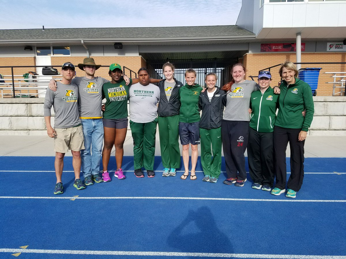 test Twitter Media - RECAP: Four @NMU_Track_Field records fell at a quartet of last chance meets this week. https://t.co/6MRsTurQxu #WeAreNMU https://t.co/sw33NZG808