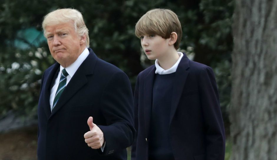 Barron Trump's School For The Next Few Years: St. Andrews Episcopal School, A Tony Private School In Maryland