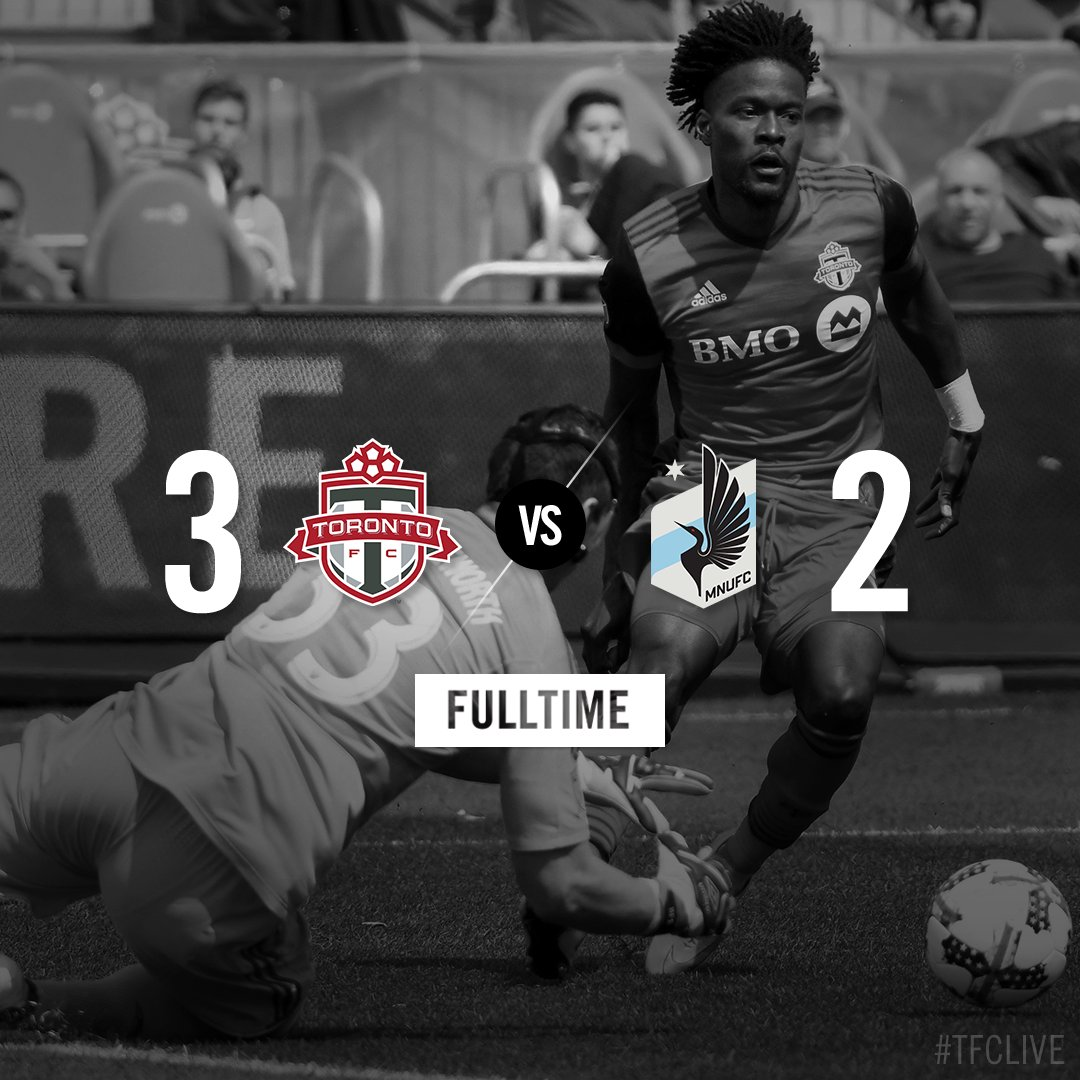 RT @torontofc: THAT'S SIX!! The Reds keep it rolling at home!  #TFCLive | #TORvMIN https://t.co/OedK7w1h02