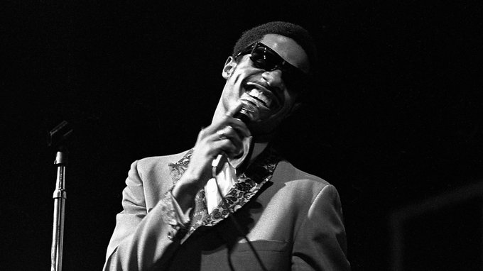 """We all have the ability. The difference is how we use it.\"" Happy Birthday Stevie Wonder!"