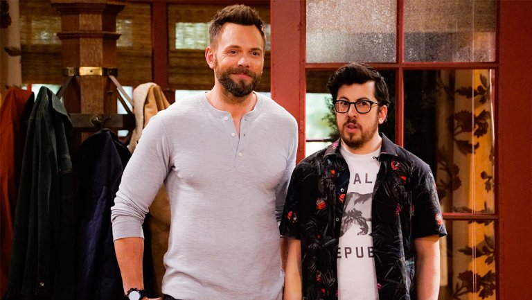 TheGreatIndoors canceled at CBS after one season