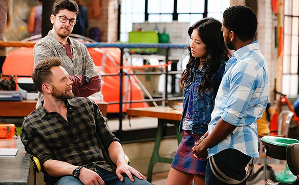 CBS cancels TheGreatIndoors: