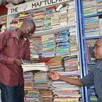 A drastic measure taken to encourage reading and boost literacy in Kenya