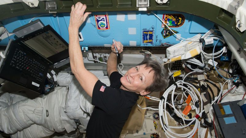 We're Ignoring Women Astronauts' Health At Our Peril