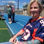 A 'freak' accident sidelines lifelong athlete with severe spinal cord injury