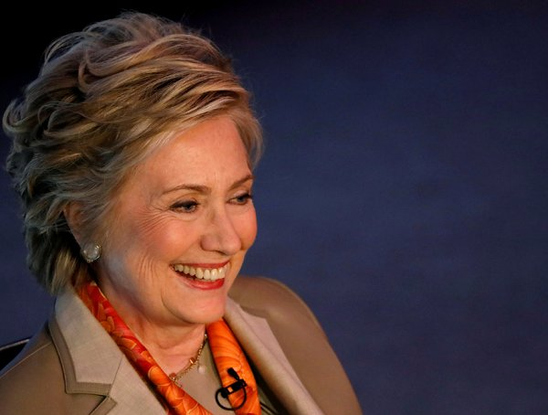 Hillary Clinton returned to L.A. for the first time since her campaign to thank donors