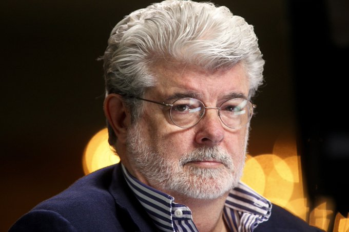 Happy birthday George Lucas!!