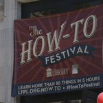 How-To Festival kicks off at Louisville Public Library