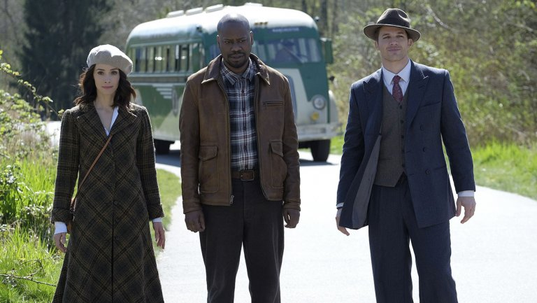 ICYMI: Timeless saved from cancellation at NBC