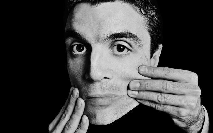 Happy Birthday David Byrne! One of the greatest people left on the planet.