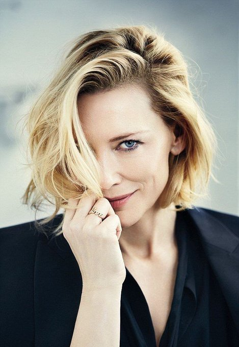 Happy Birthday to one of Australia\s finest : Cate Blanchett -May 14,1969