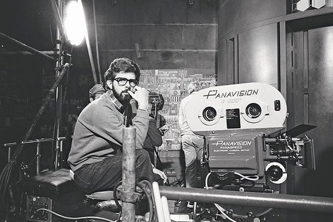 Happy 73rd birthday to George Lucas!