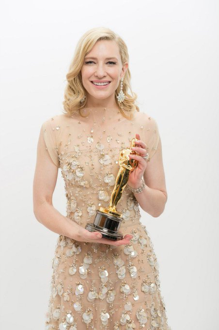 Happy birthday to the charismatic actress- chameleon Cate Blanchett!!!!