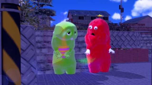 Peeping Lifeパロディシリーズ第1弾!!!【MMD】モンキーチャンネル ♯1ガチャピンとムックの愚痴  #sm
