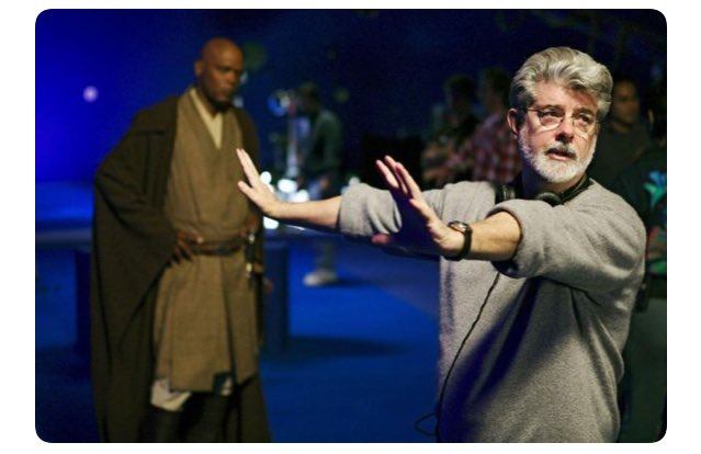 Happy Birthday George Lucas.