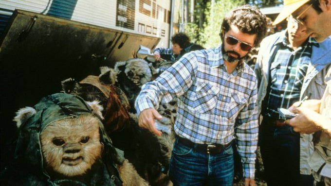 Happy birthday George Lucas! Look back at our 1983 interview with the filmmaker