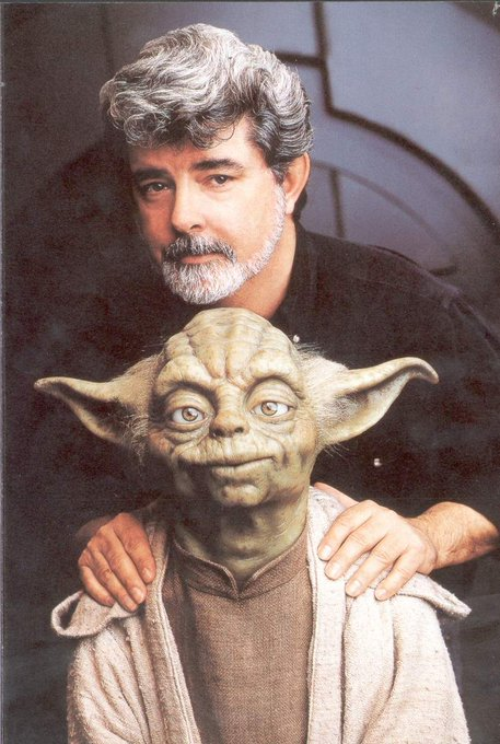 Happy birthday to the maker, George Lucas!