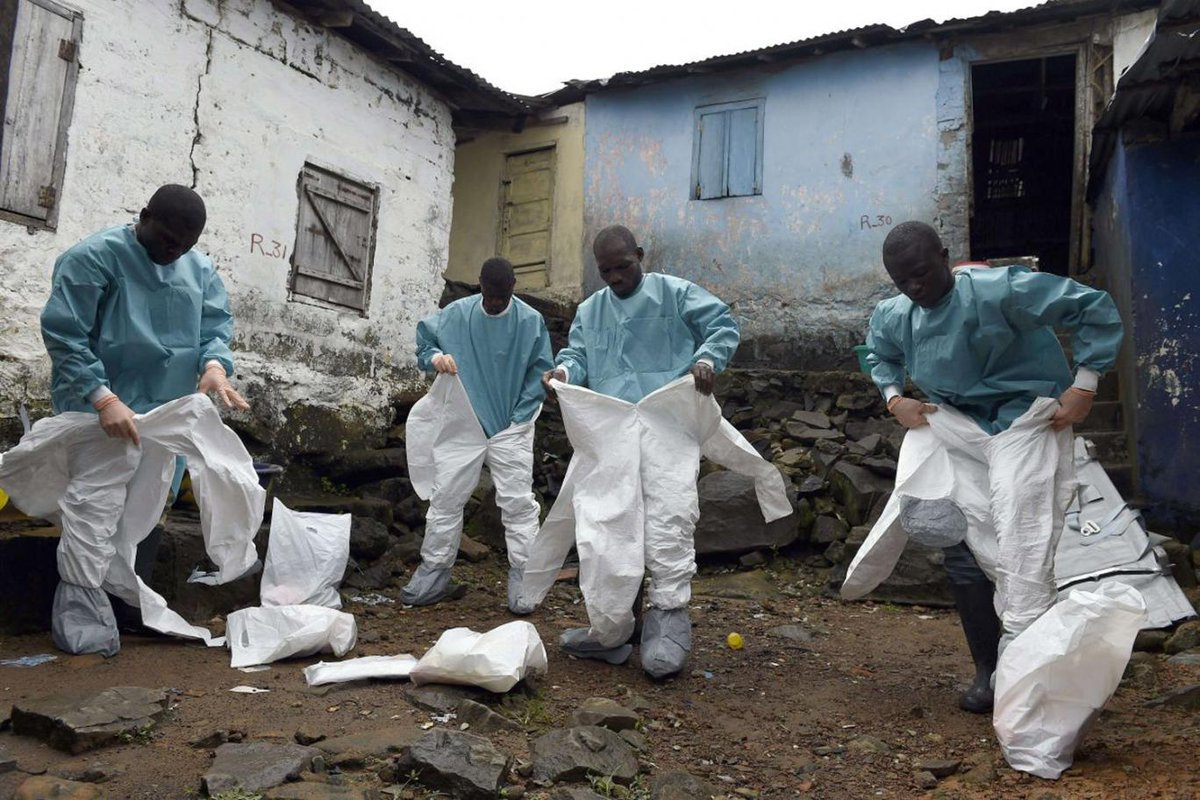 WHO deploys experts to combat Ebola outbreak in DR Congo