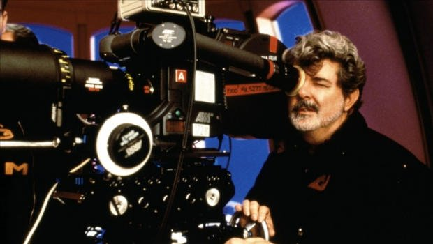 Happy 73rd Birthday to George Lucas! We raise our cups of blue milk to you, sir.