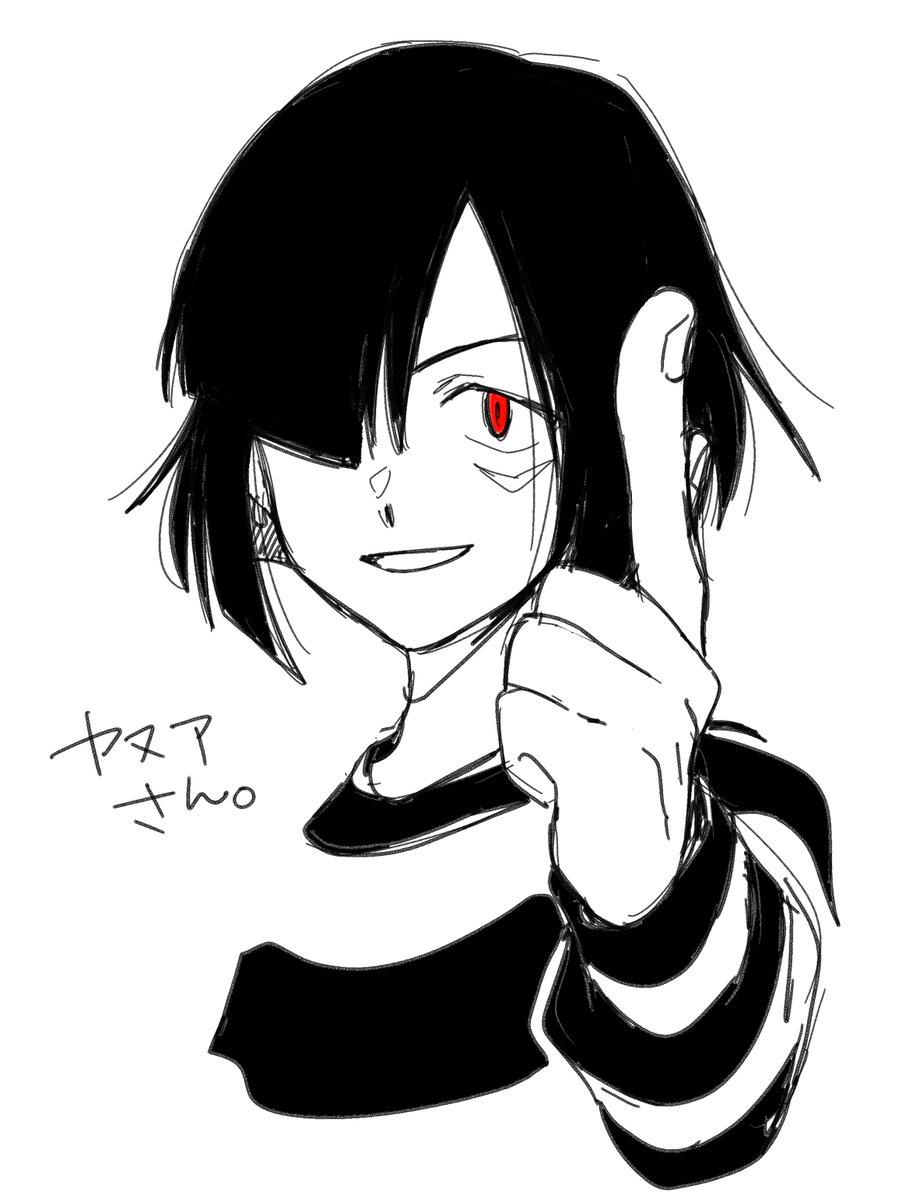 ひっさしぶりに戦勇。アニメ2期を見返してまた何故か無償にヤヌアさん描きたくなった。