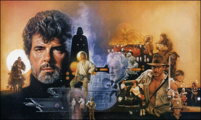 Happy Birthday, George Lucas!!!!!
