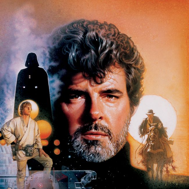 Happy Birthday to George Lucas! I Wouldn\t know what my life would be like without his empire of dreams.