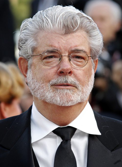 Happy Birthday to the true Emperor of the galaxy far, far away, George Lucas.