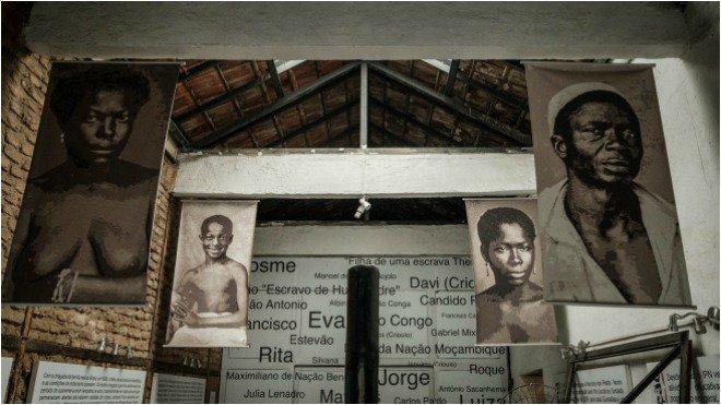 A Rio de Janeiro, le musée-cimetière d'esclaves menacé de fermeture