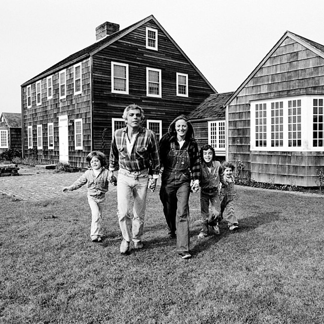 """To my wife, Ricky, and all the mothers around the world, happy #MothersDay."" — Ralph Lauren https://t.co/JCMP8J3ZyK"