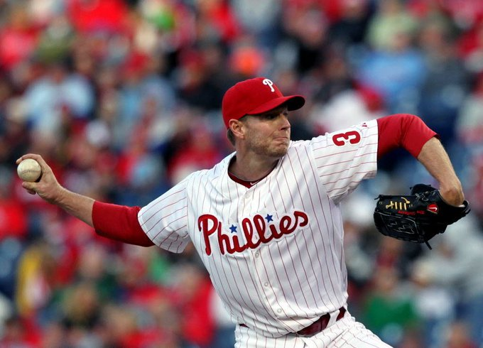 Happy Birthday to Roy Halladay who turns 40 today!