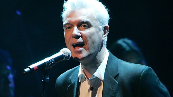 Happy birthday David Byrne! Look back at our 2012 interview with the Talking Heads singer