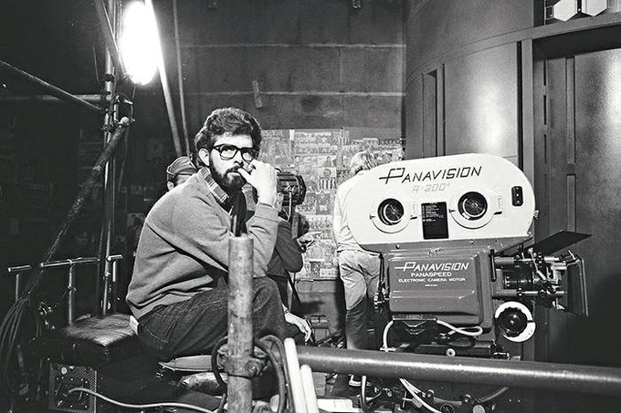The Dreamer, The Rebel: Happy 73rd Birthday George Lucas! - -